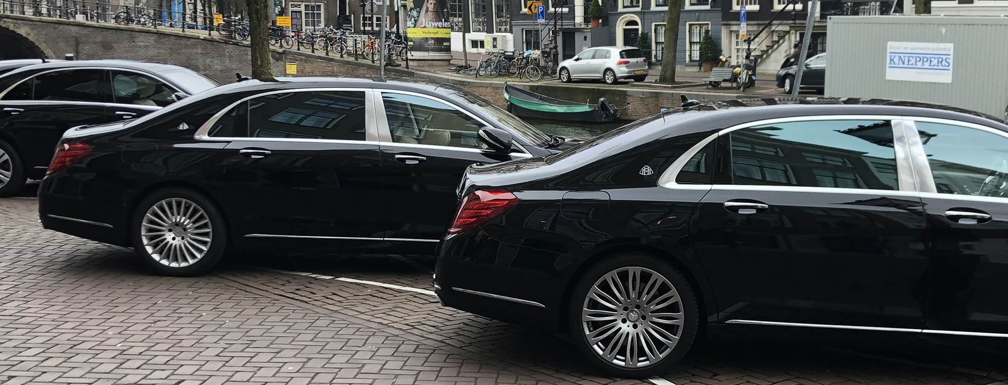 Luxury Hotel Transfer Service for Amsterdam